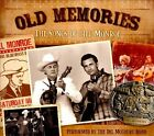Old Memories: The Songs of Bill Monroe [Digipak] by Del McCoury/The Del McCoury Band (CD, 2011, McCoury Music)