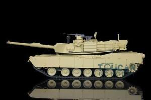 US Stock HengLong 1//16 M1A2 Abrams RC Tank 3918 Metal Sprocket