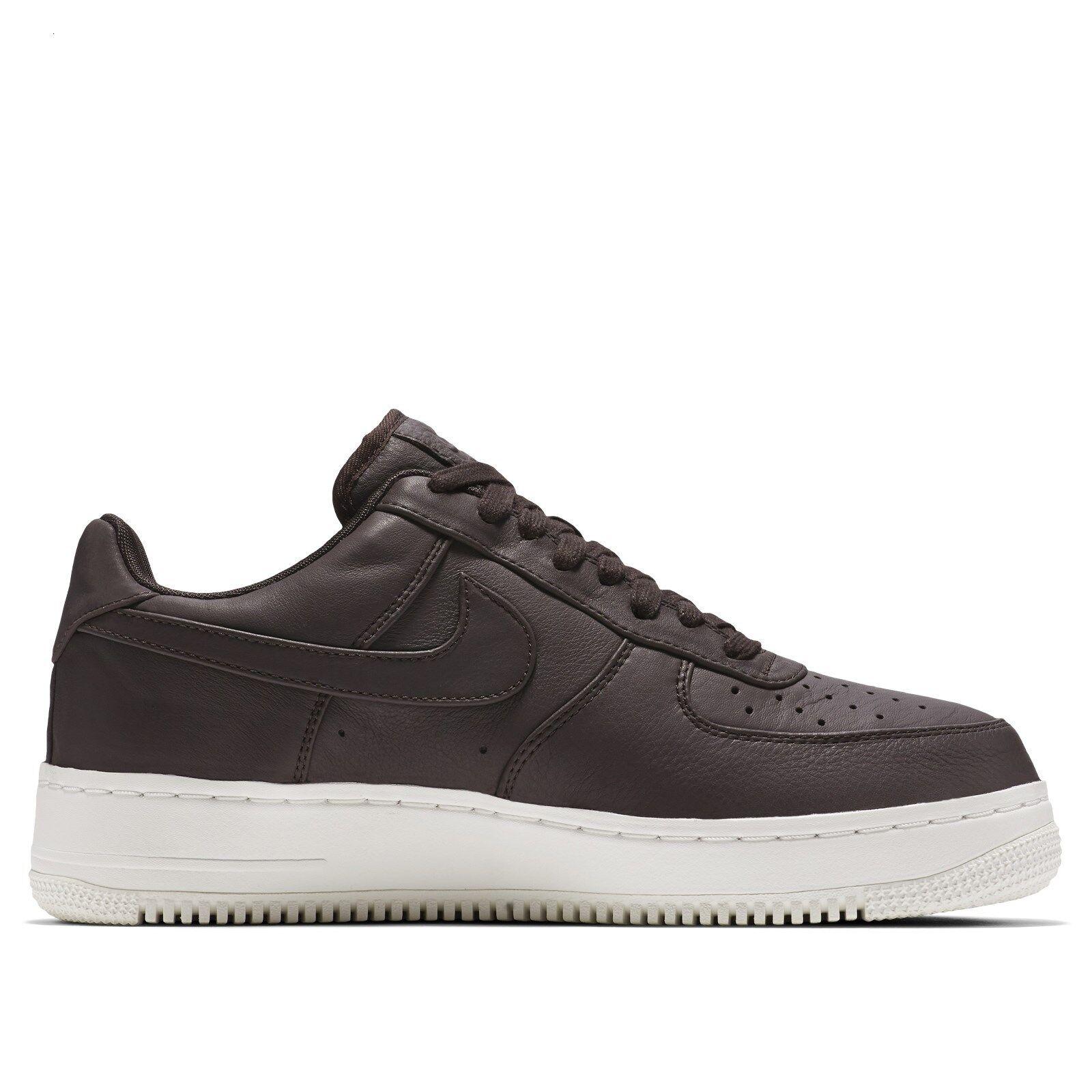 NikeLab Air Force 1 Low Black Sail White Men Shoes 905618-001 Size 7 & 10