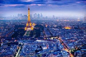 View-Over-Paris-Maxi-Poster-91-5cm-x-61cm-new-and-sealed