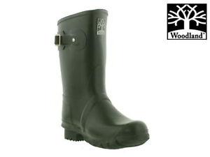 Well in Woodland Stivale per 60 Wellington Stivaletto W391e Warm uomo neoprene Wellies Mrp xFHIdCXq