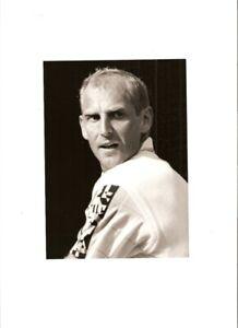 Pressefoto Tennis: Thomas Motif (autriche) 1997 Hambourg-rothenbaum-afficher Le Titre D'origine