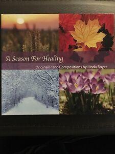 A-Season-For-Healing-Digipak-CD-By-Linda-Boyer
