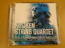 CD / KUIJKEN STRING QUARTET - WOLFGANG AMADEUS MOZART