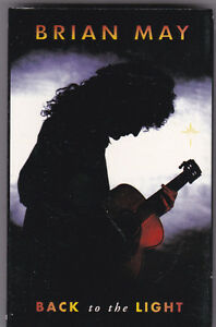 Brian-May-Back-to-the-light-Queen-Solo-MC-TAPE-Cassette-Single-Neu