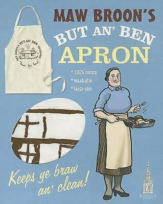 But an Ben Apron by Broon, Maw