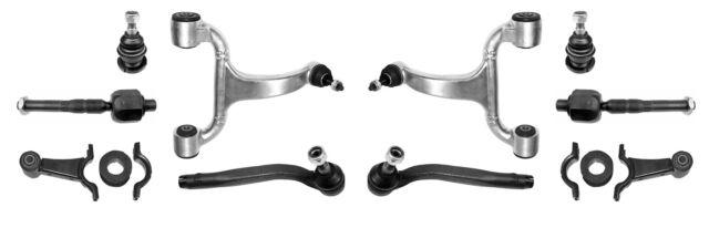 Set Brazo de Control Mercedes-Benz Clase M (W163) 10 Juego de Piezas Para