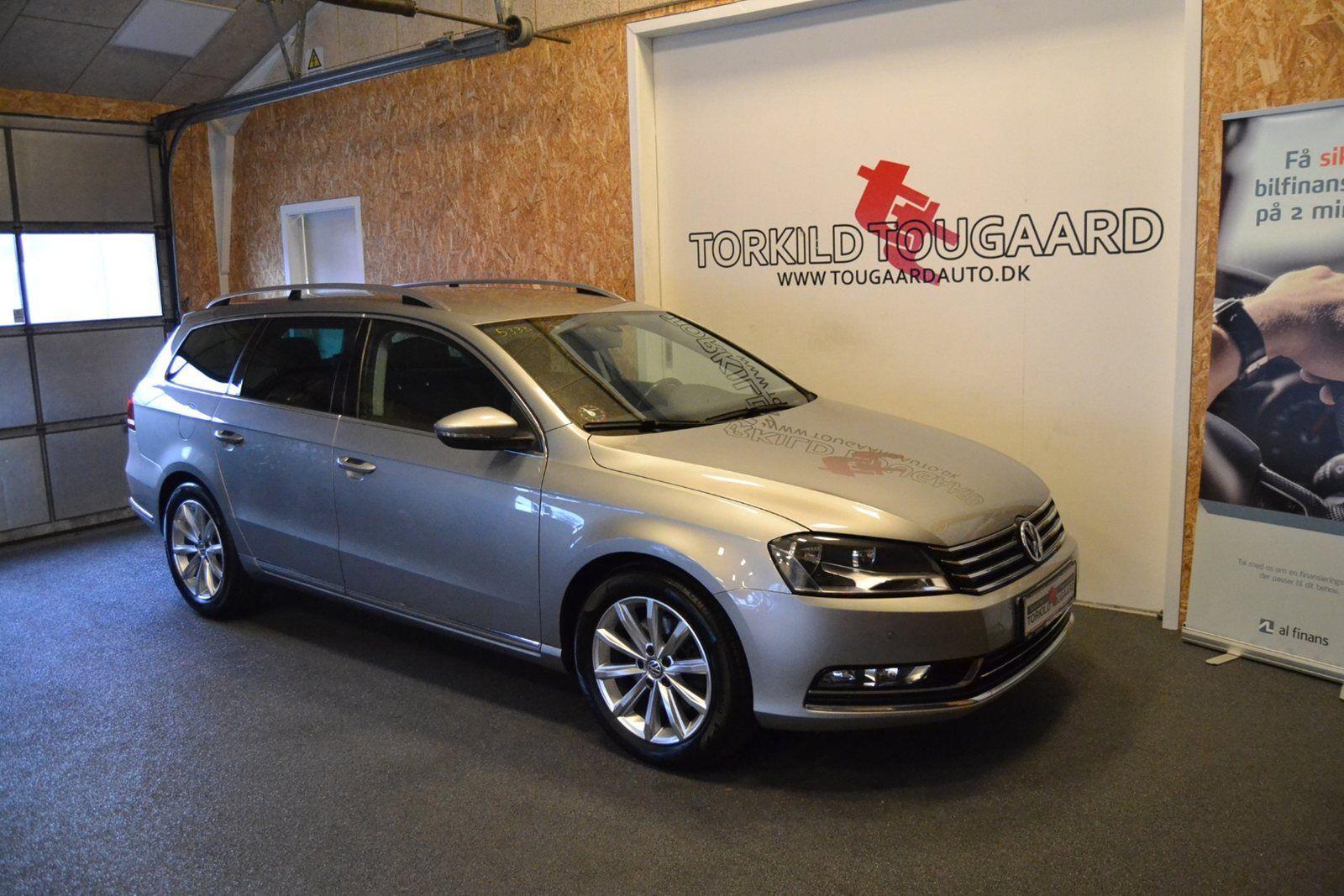 VW Passat 2,0 TDi 177 Highl. Vari. DSG BMT 5d - 169.800 kr.