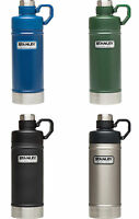 Stanley Classic Vacuum Water Bottle, 3 Sizes, 5 Colors