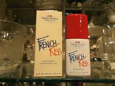 FRENCH KISS america's cup 1987 edt spray 100 ml VERY RARE OPPORTUNITY!!!
