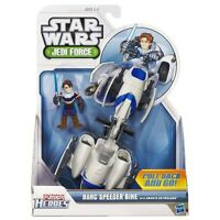 Playskool Heroes Star Wars Jedi Force Barc Speeder & Anakin Skywalker Figure