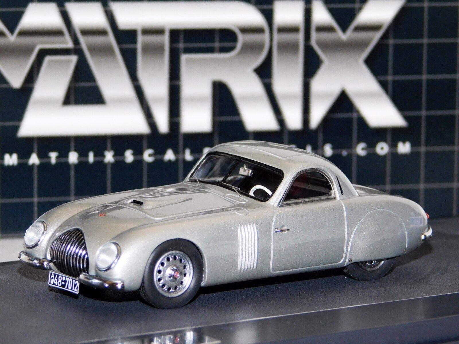 Veritas Coupe 1948 argent métallisé Matrix lim. MX42107-011 1 43