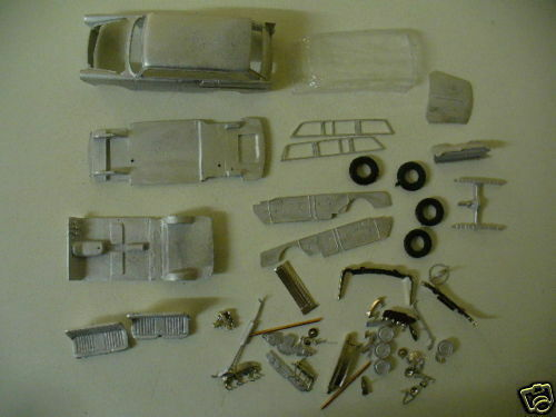Morris Oxford V Traveller  1 43rd scale white metal kit by K & R Replicas