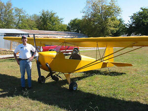 Details about 1/2 Scale J4 Sportster Giant Scale RC AIrplane Printed Plans