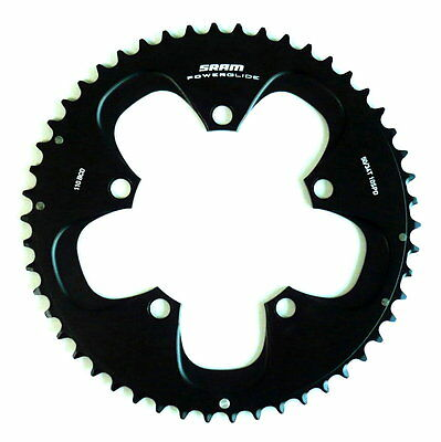 New in Box R02 765 SRAM RED 10 Speed Chainring Set 52T+38T BCD 110mm