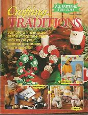 Crafting Traditions Magazine - Sampler Edition - 1998