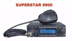 CRT-Superstar-SS-9900-V3-Mobilgeraet-10-11-12m-Amateurfunk-CB-Funk-MESSPLATZ