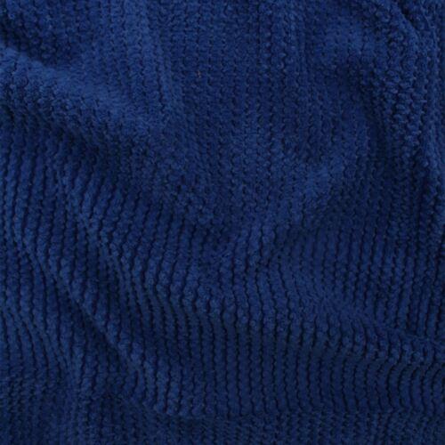 Cable de Patagonia Zig Zag medio pila de pana de terciopelo grueso de tela de tapicería