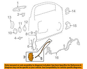 image is loading chevrolet-gm-oem-08-11-impala-front-door-