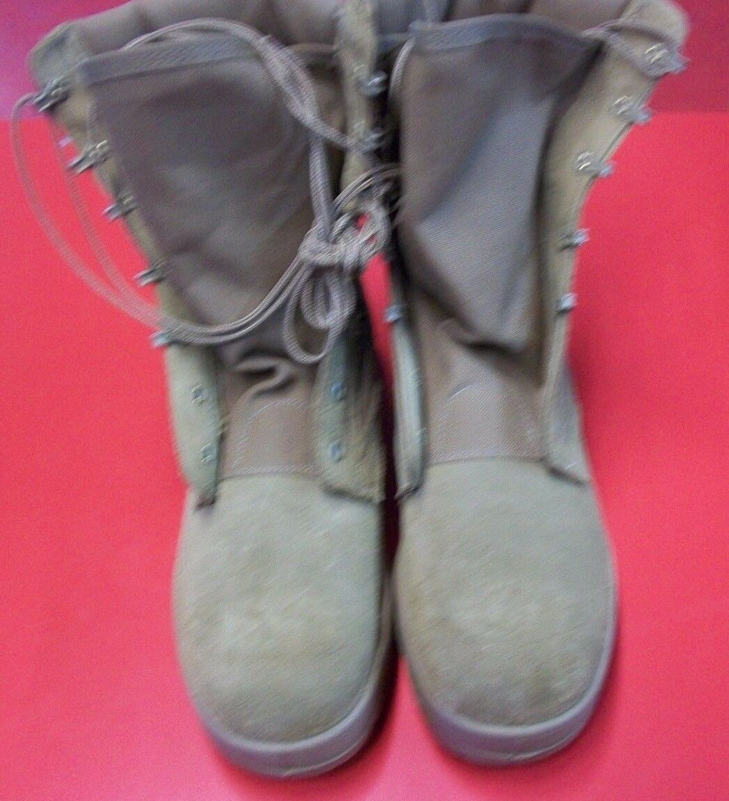 McRae Military Coyote Hot 6.5 Weather Combat Boots Belleville Bates 6.5 Hot R e213b0