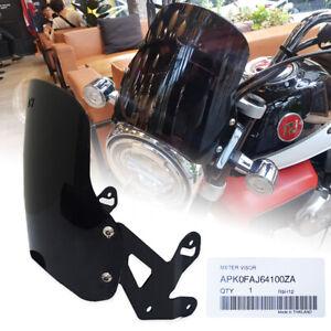 Smoke Honda Z125 Monkey 125 Windshield New Monkey 2018 2020 H2C Meter Visor