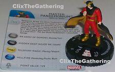 MASTER PANDEMONIUM #047 Avengers Assemble Marvel Heroclix Rare