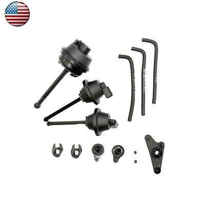 Metal Intake Manifold Air Flap Runner Repair Kit For Mercedes C230 C280 C350 Set
