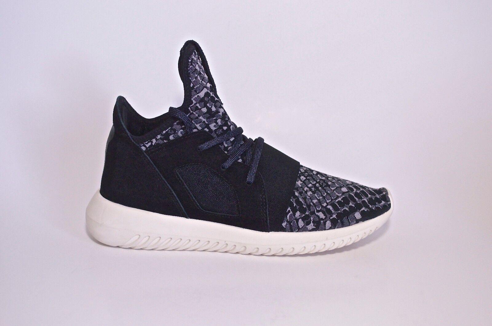 Adidas Originals Tubular Defiant Black Shoes Women's Size 7.5 US BB5122