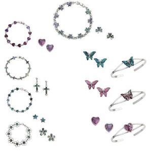 BellaMira-Abalone-Paua-Shell-Bracelet-Bangle-Earrings-Jewellery-Gift-Boxed