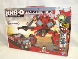 2010-Hasbro-Transformers-Kreon Figure-Sentinel Prime. Kre-O