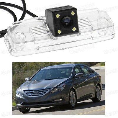 CCD Camera Rear View Reverse Backup Parking Fit for Hyundai Sonata 2011-2014