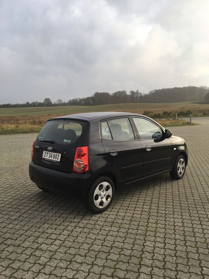Kia Picanto, 1,1 Active, Benzin