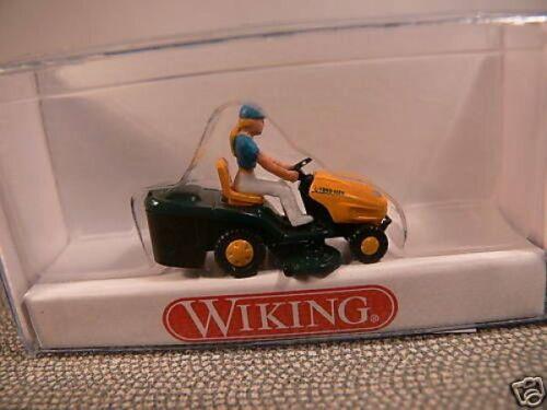 1//87 Wiking MTD autoportantes con figura 395 01