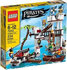 LEGO Pirates - 70412 Soldatenfort - Neu & OVP