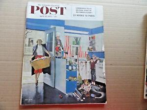 Saturday-Evening-Post-Magazine-April-18-1953-Complete