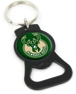 MILWAUKEE-BUCKS-BOTTLE-OPENER-KEYCHAIN-BRAND-NEW-NBA-BK-702-14-BK