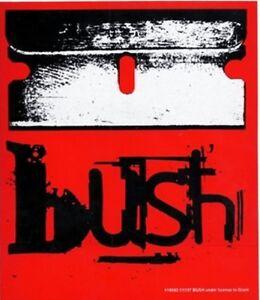 Band Bush Sticker