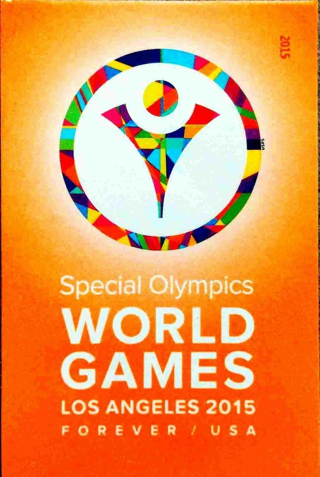 2015 49c Special Olympics World Games Los Angeles, Impe