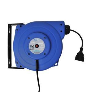 Automatischer-Kabelaufroller-15M-Kabeltrommel-Automatik-Rolle-Kabel-Werkstatt