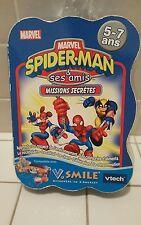 Pour Vtech V.Smile V.Smile Pocket, Jeux Spider-Man  Neuf sous blister 2007
