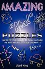 """""""aha """" Puzzles Improve Your Ability to Think 'outside The Box' and Boos"""