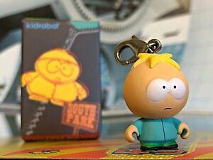 "Kidrobot South Park Series 1 Zipper Pulls 1"" Terrance /& Phillip New W//Box"
