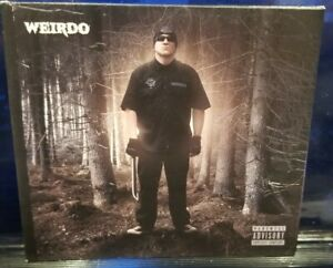Bukshot-Weirdo-CD-Tech-N9ne-Insane-Clown-Posse-Madchild-Riitz-Krizz-Kaliko-icp