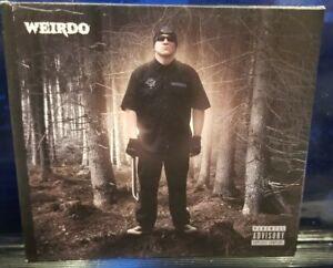 Bukshot - Weirdo CD Tech N9ne Insane Clown Posse Madchild Riitz Krizz Kaliko icp
