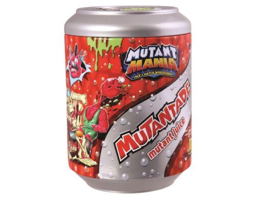 Mutant Mania Mix /& Match lutteurs collectionneurs stockage peut