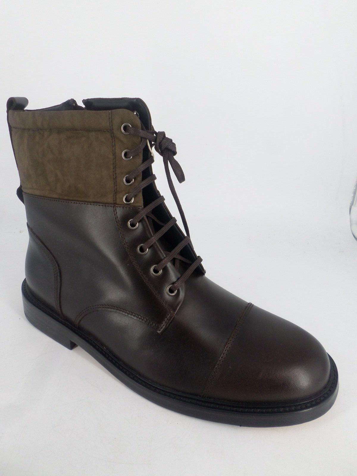 Royal Republiq tediq Dandy Zip Boot Brown EU 42 LN41 65