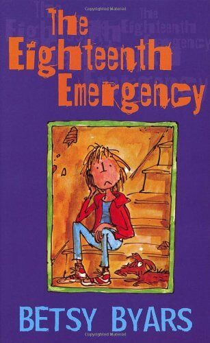 The Eighteenth Emergency By Betsy Byars. 9780099408673