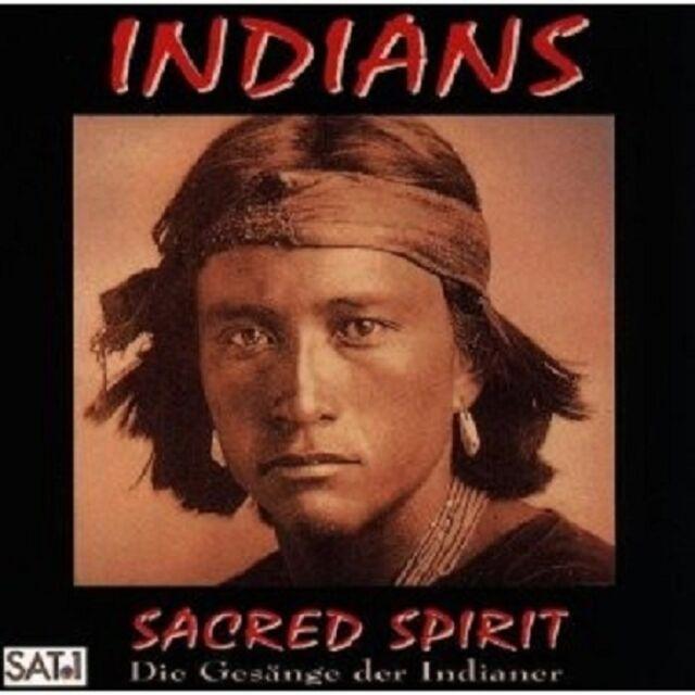SACRED SPIRIT - INDIANS CD 11 TRACKS NEW!