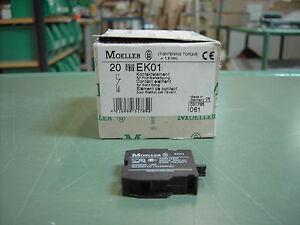 Moeller rmq 22 elemento di contatto normalmente chiuso ek01c per zwischenbau