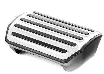 NUOVO Originale Porsche 955 957 958 CAYENNE Pedale del freno pad in gomma con metallo